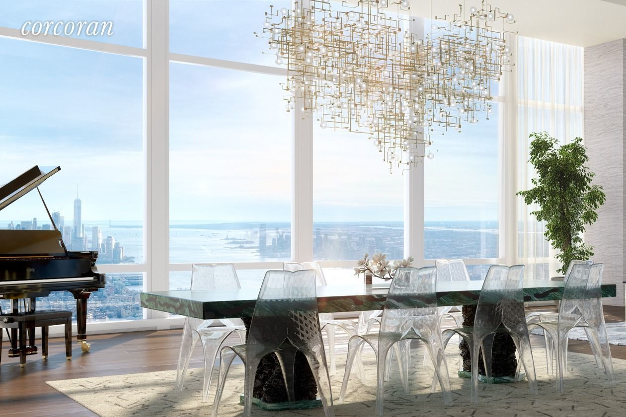 Apartment for sale at 35 Hudson Yards, Apt PH90