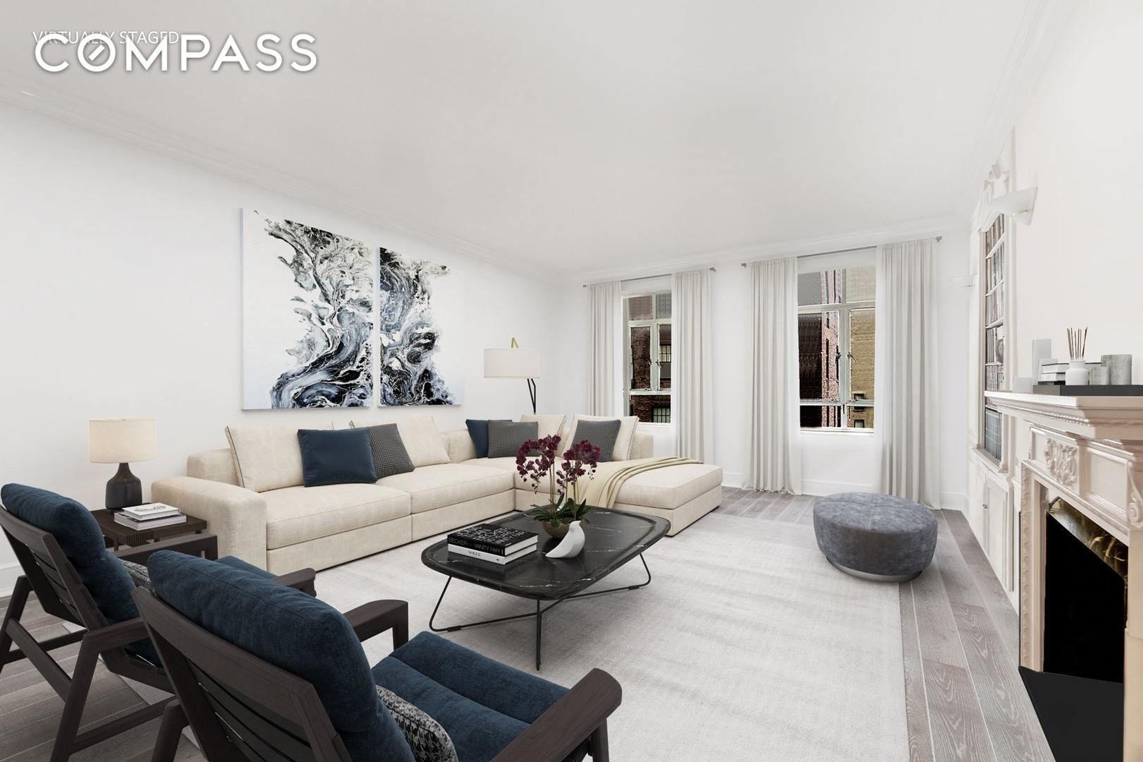 Apartment for sale at 115 Central Park West, Apt 9-B