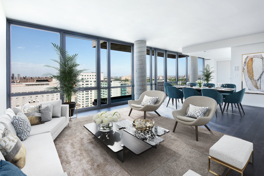 Apartment for sale at 302 East 96th Street, Apt PH-5