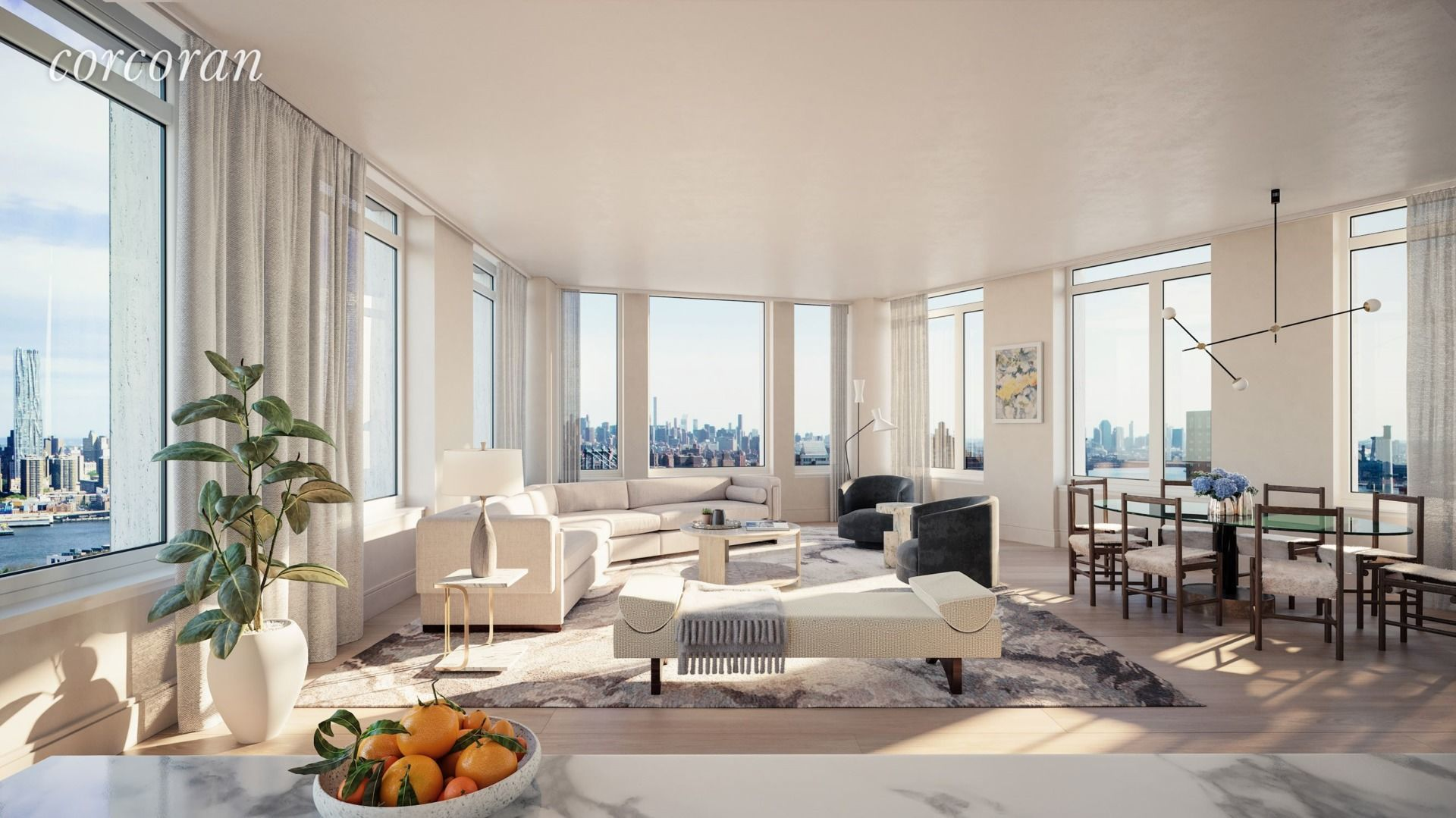 Apartment for sale at 1 Clinton Street, Apt 25A