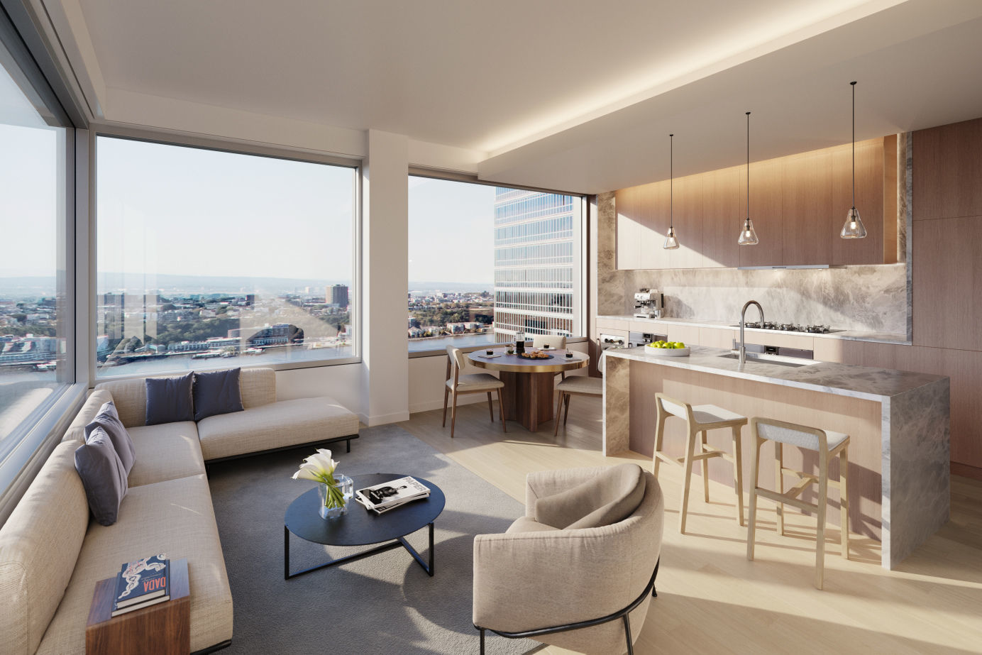 Apartment for sale at 611 West 56th Street, Apt 17-B