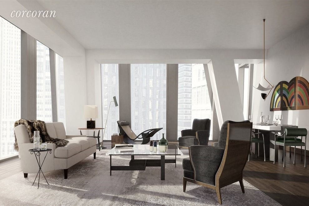 Apartment for sale at 53 West 53rd Street, Apt 17B