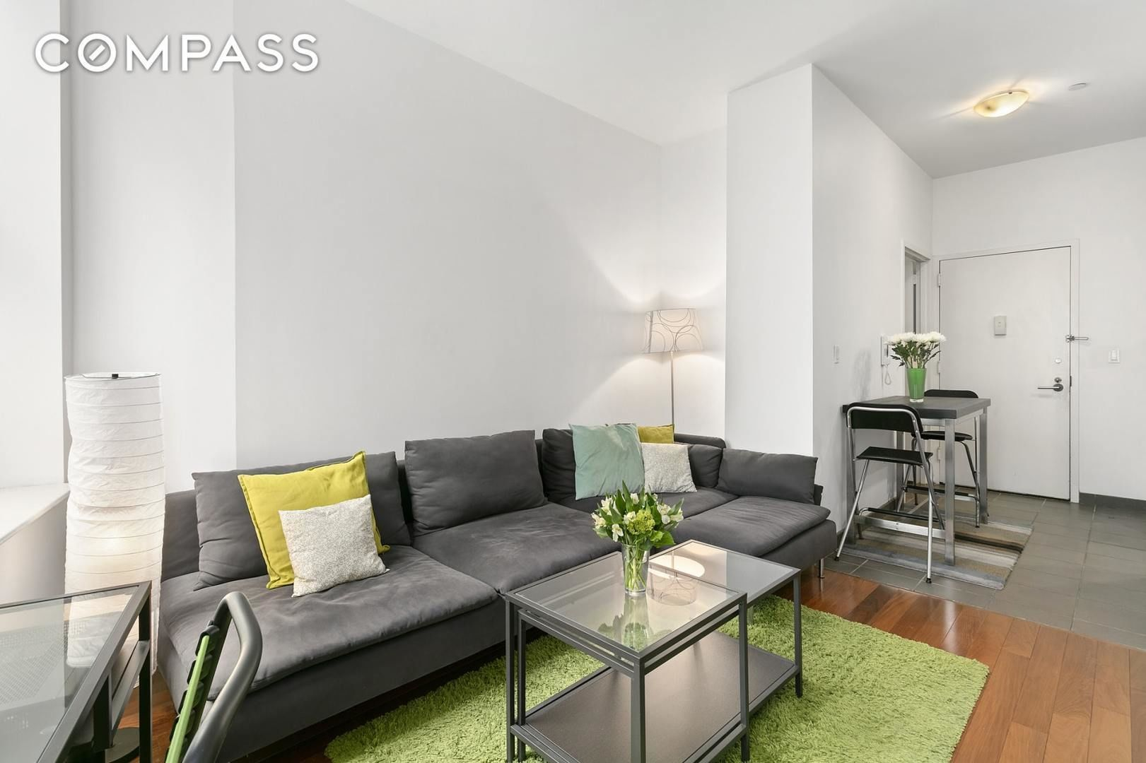 Apartment for sale at 1 Wall Street Court, Apt 1107