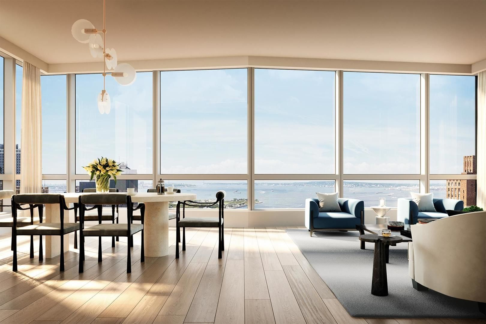 Apartment for sale at 77 Greenwich Street, Apt 18-C