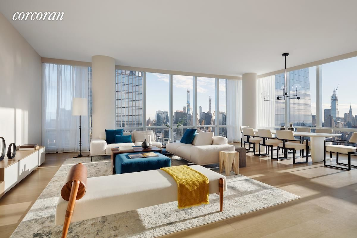 Apartment for sale at 15 Hudson Yards, Apt 63E