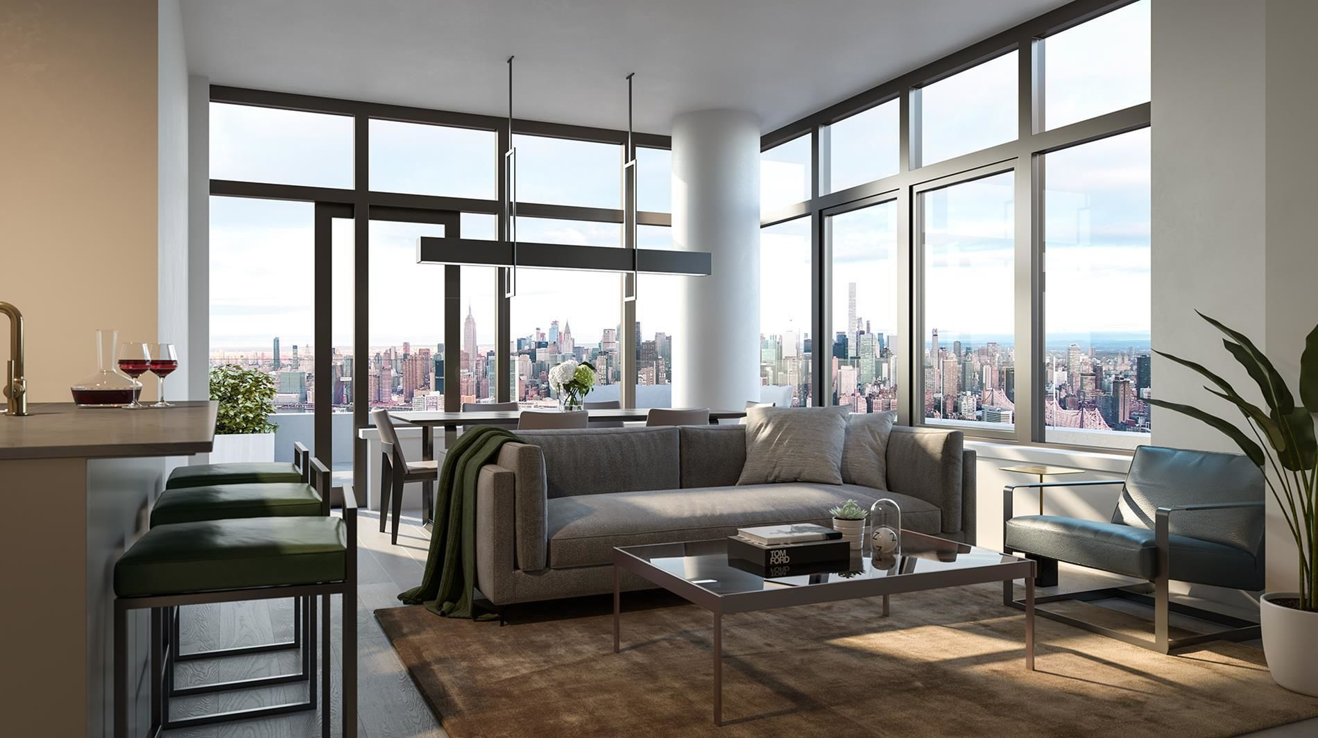 Apartment for sale at 3 Court Square, Apt 4411