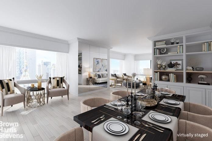 Apartment for sale at 721 Fifth Avenue, Apt 41E/F/G