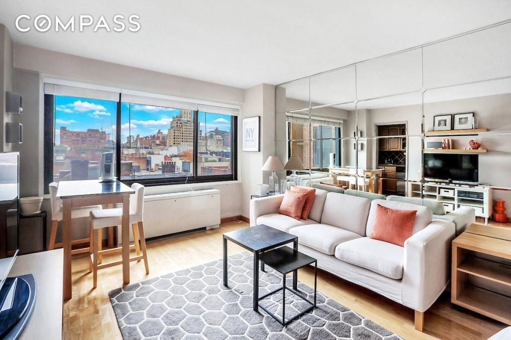 Apartment for sale at 201 West 21st Street, Apt 8-A