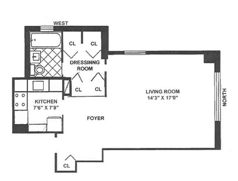 Apartment for sale at 330 Third Avenue, Apt 2K