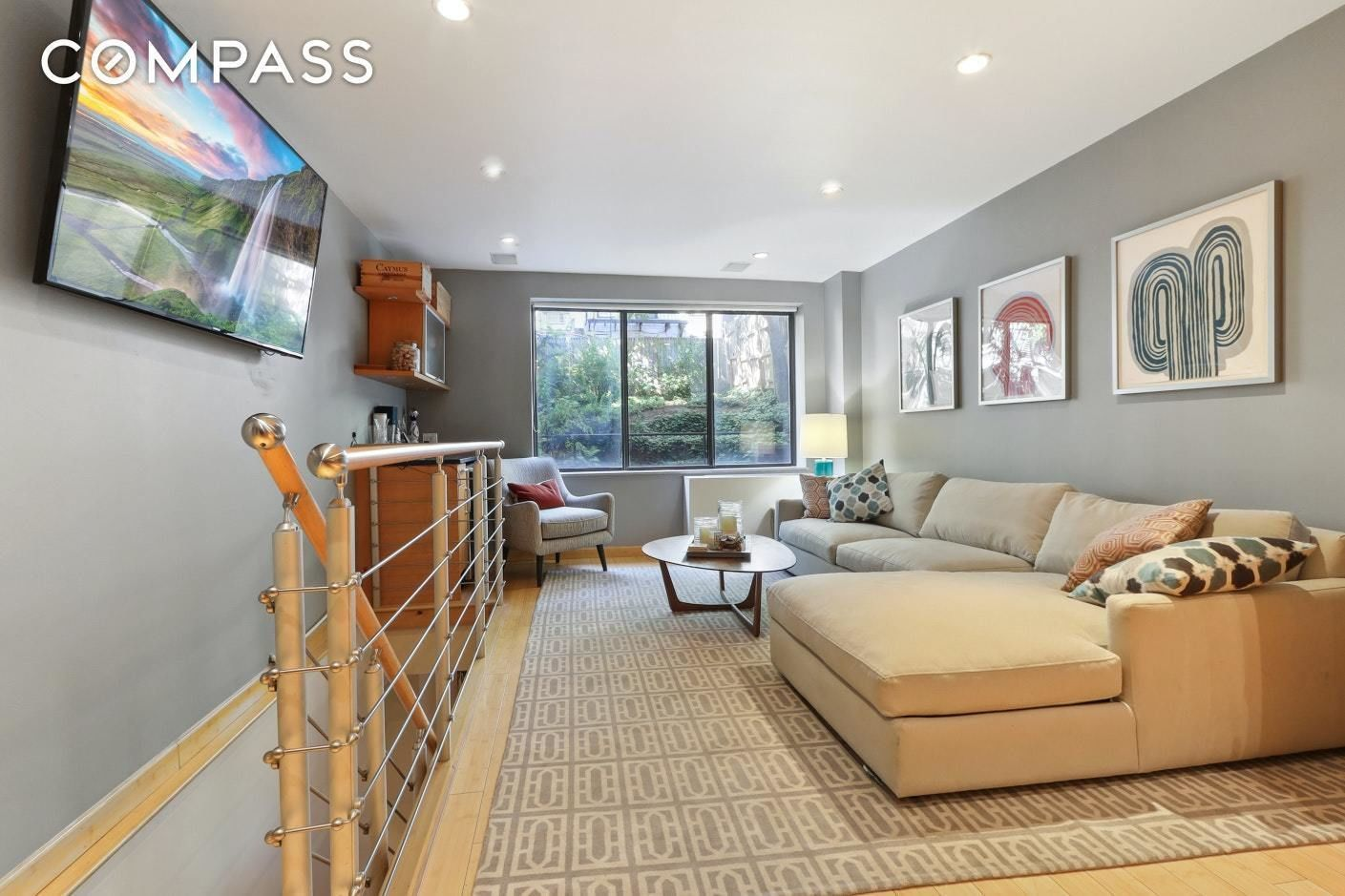 Apartment for sale at 445 West 54th Street, Apt GARDEN-C