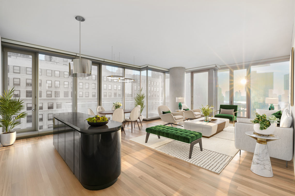 Apartment for sale at 56 Leonard Street, Apt 16A-WEST