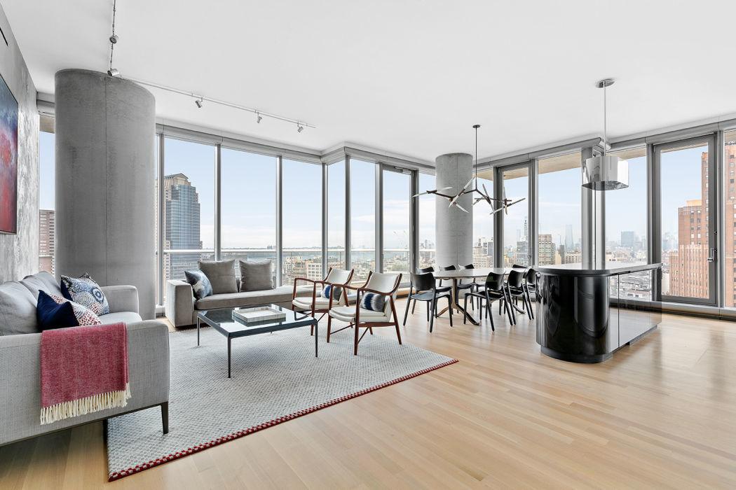 Apartment for sale at 56 Leonard Street, Apt 22B-WEST