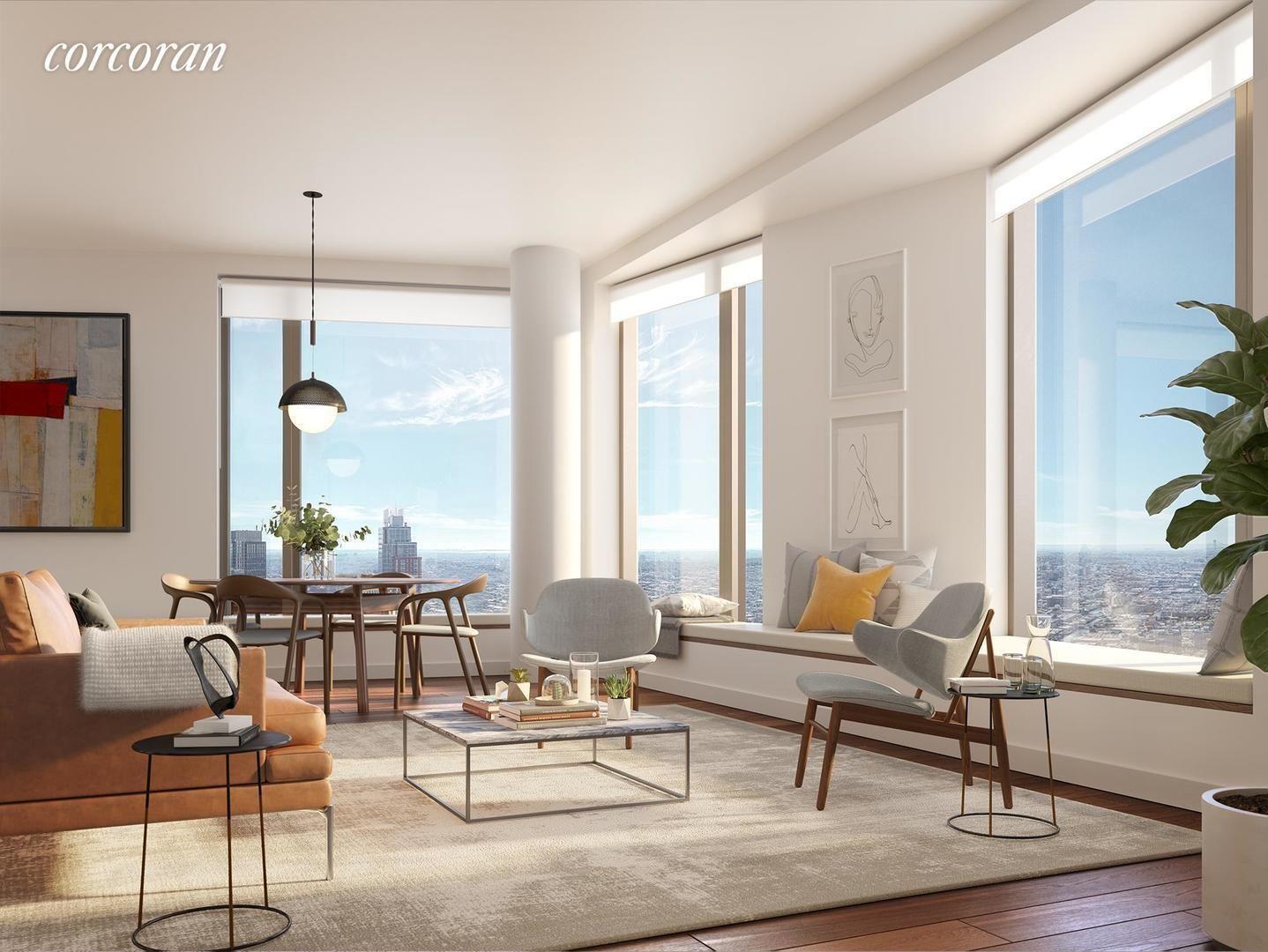 Apartment for sale at 11 Hoyt Street, Apt 27K