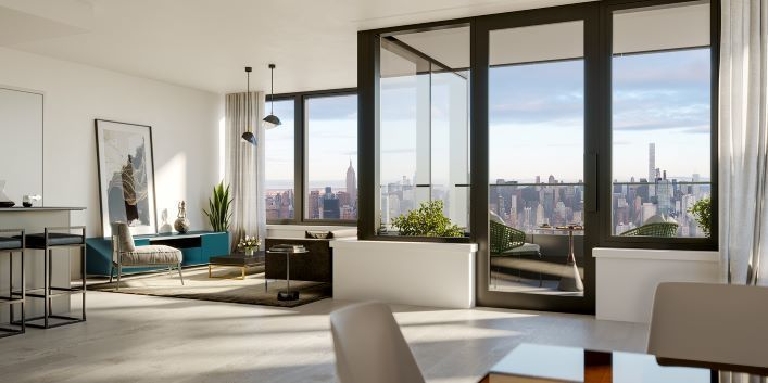Apartment for sale at 3 Court Square, Apt 1208