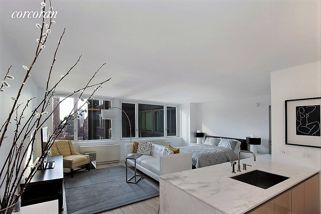 Apartment for sale at 322 West 57th Street, Apt 42p