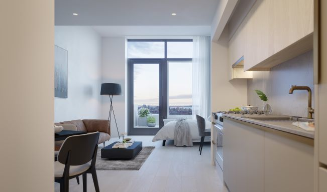 Apartment for sale at 3 Court Square, Apt 3406