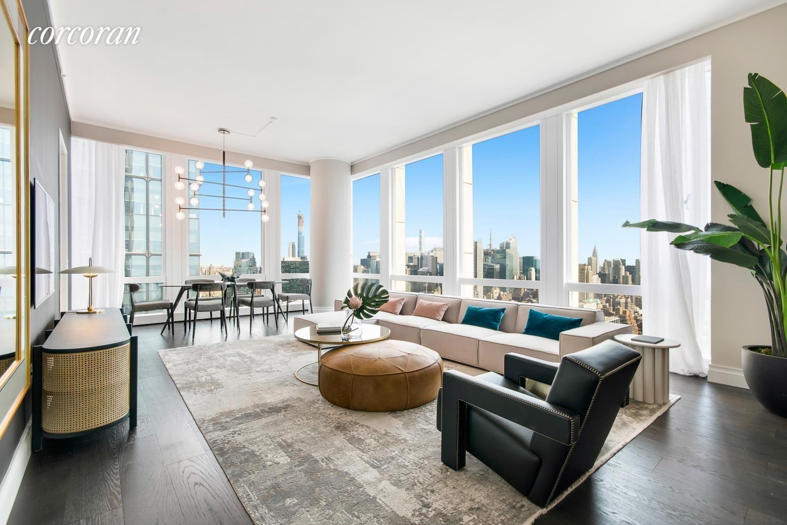 Apartment for sale at 35 Hudson Yards, Apt 8102