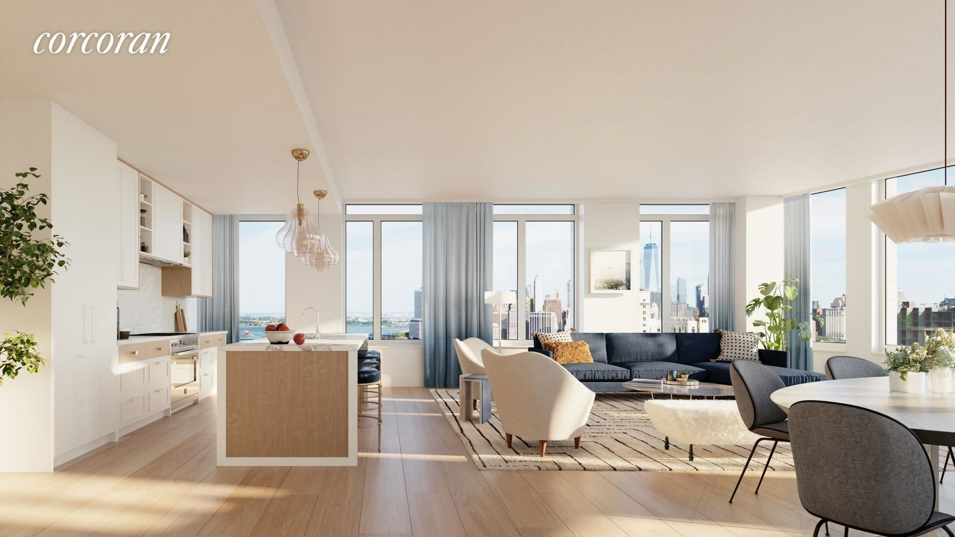 Apartment for sale at 1 Clinton Street, Apt 20C