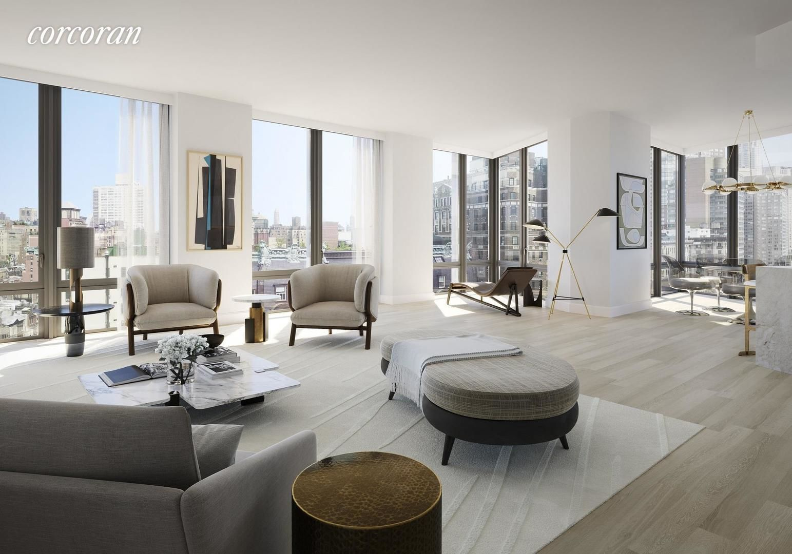 Apartment for sale at 212 West 72nd Street, Apt 4H