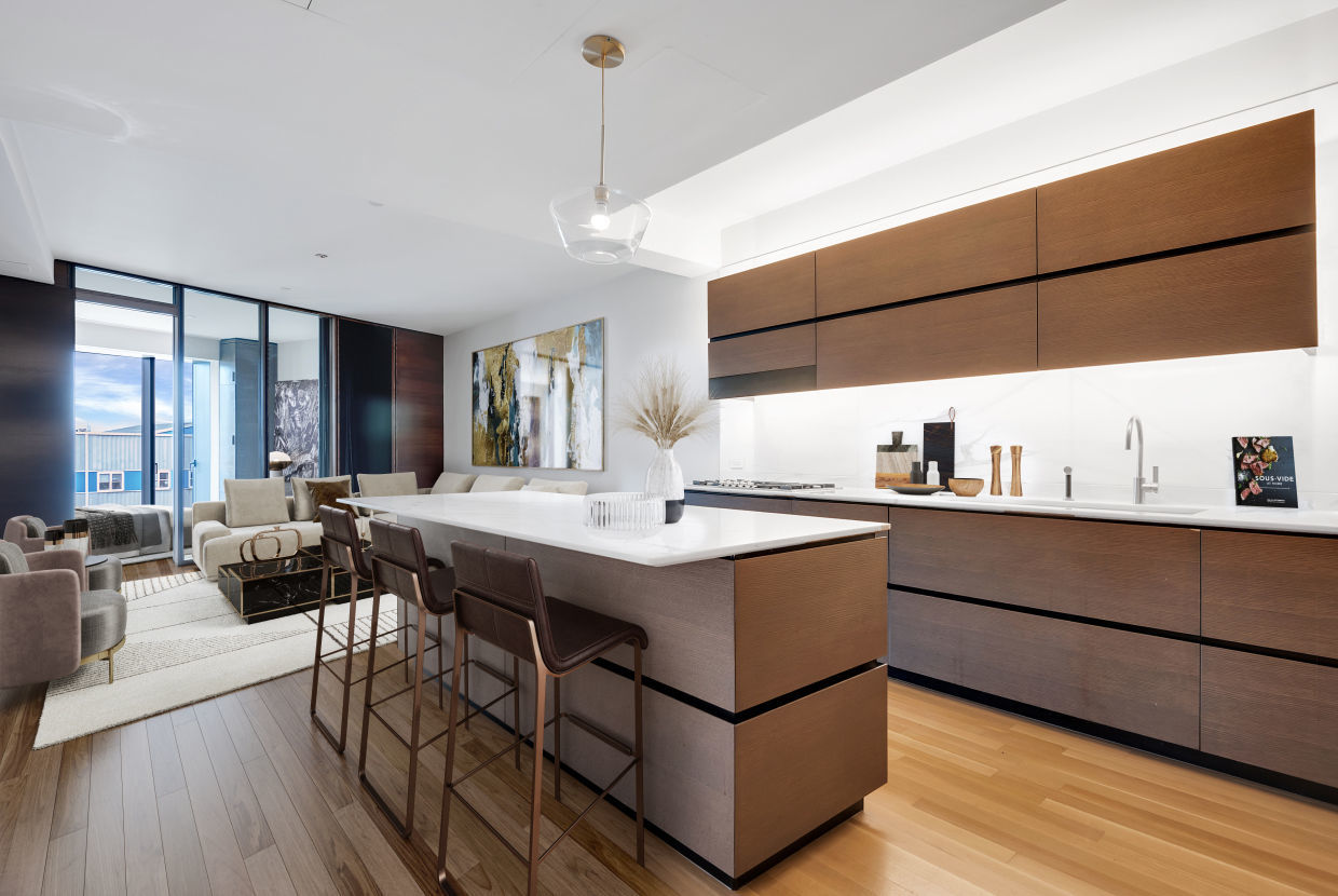 Apartment for sale at 551 West 21st Street, Apt 3-B