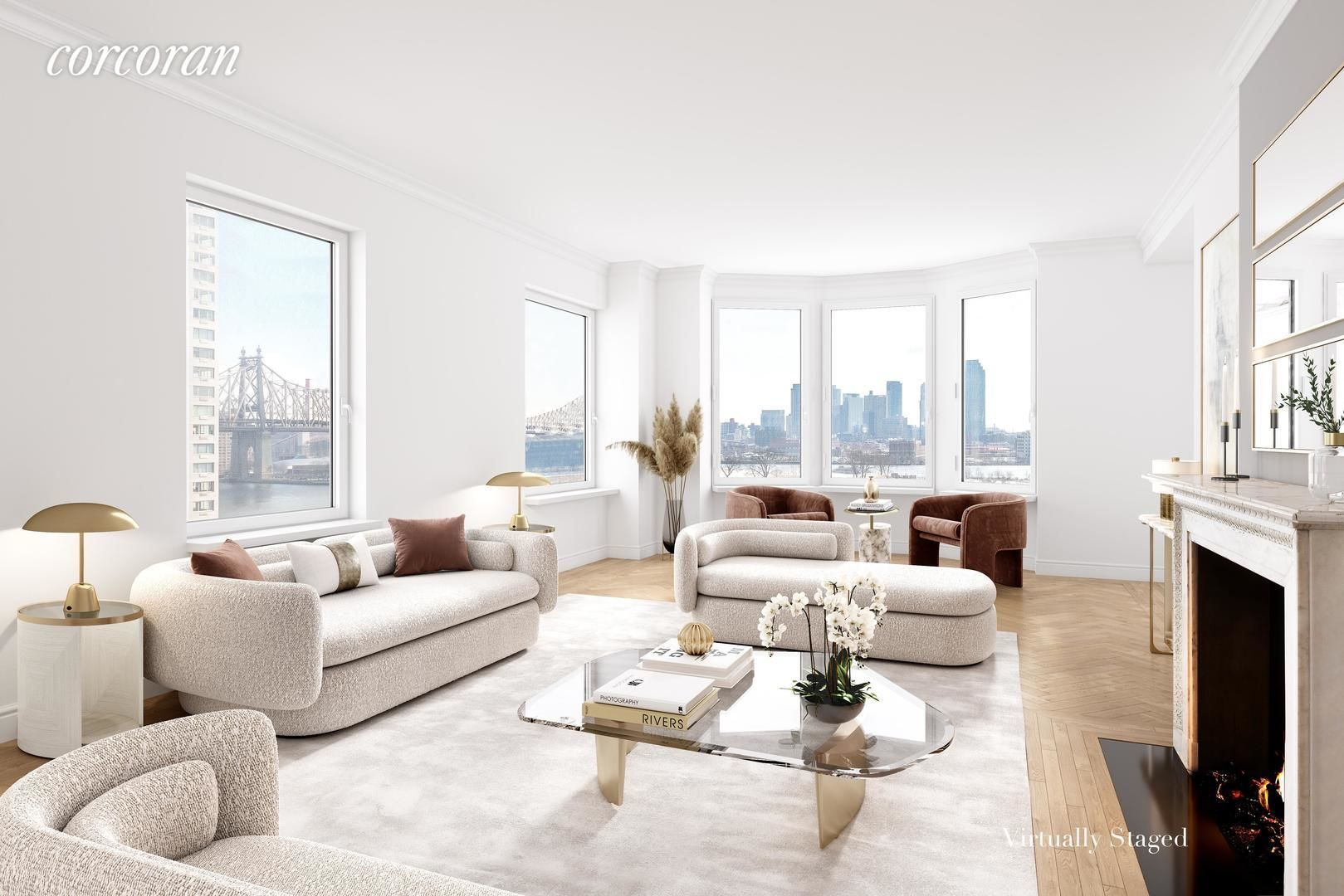 Apartment for sale at 435 East 52nd Street, Apt 6-7F