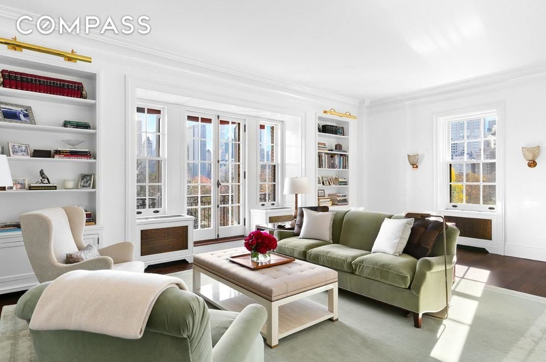 Apartment for sale at 41 Central Park West, Apt 6-B