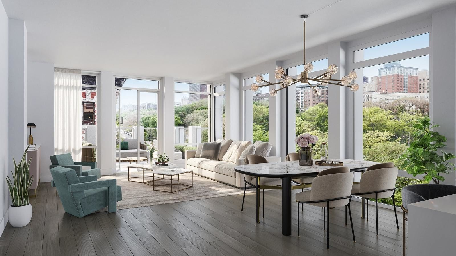 Apartment for sale at 375 West 123rd Street, Apt PHB