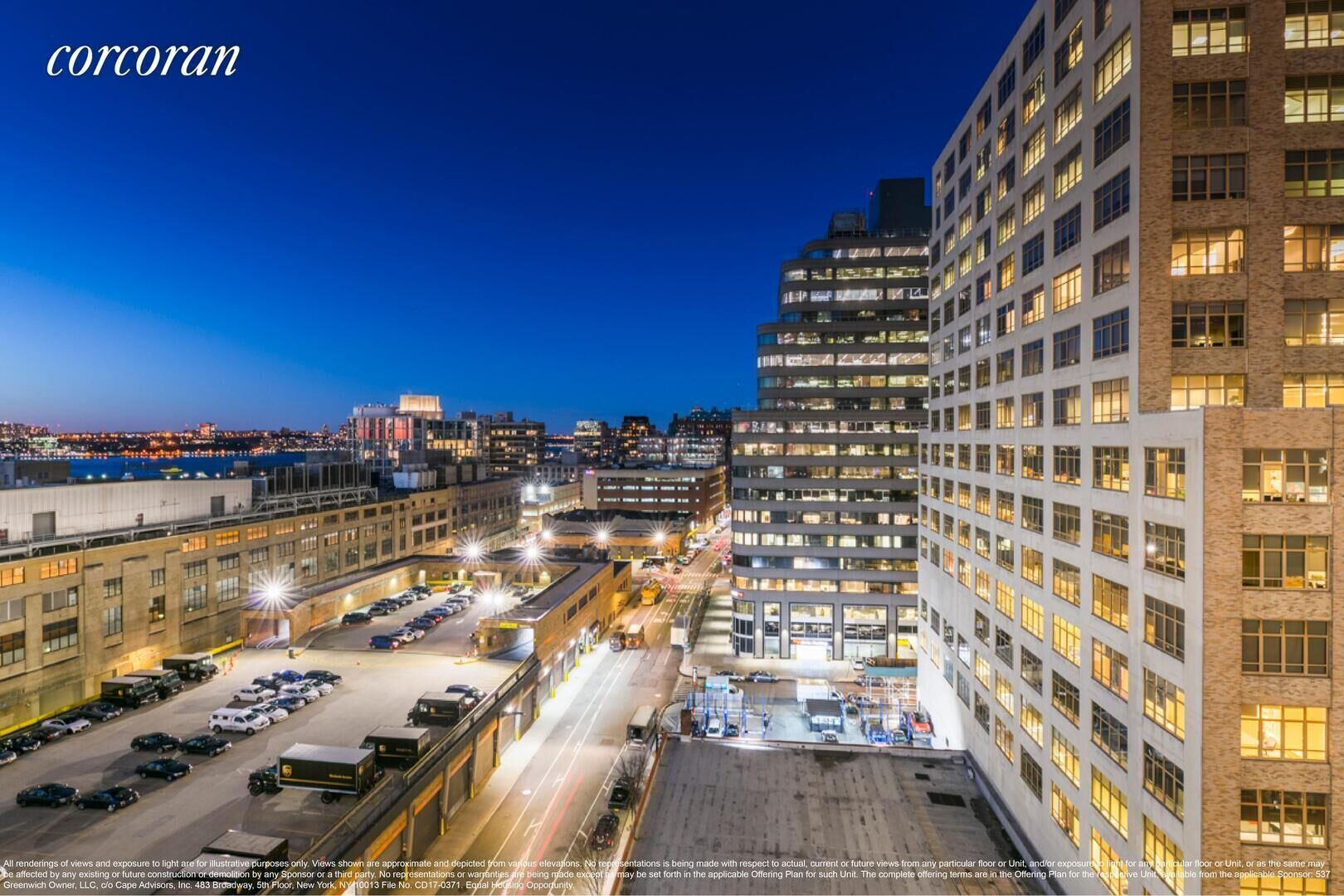 Apartment for sale at 110 Charlton Street, Apt 15D