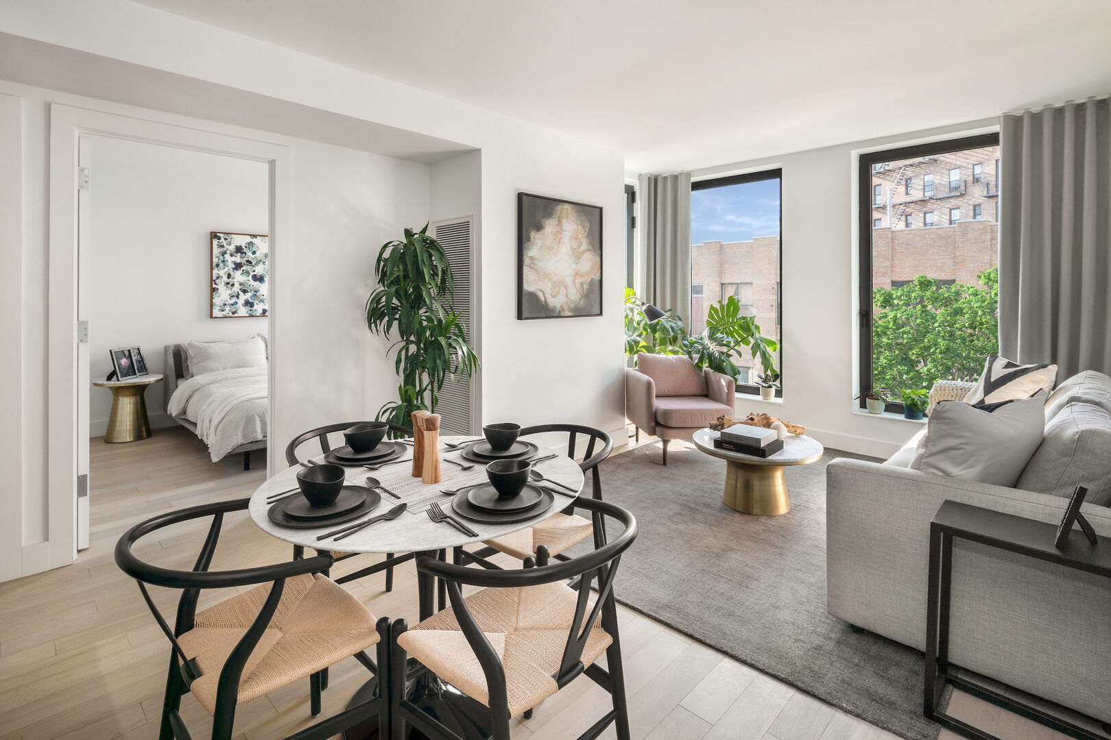 Apartment for sale at 111 Montgomery Street, Apt 1-L
