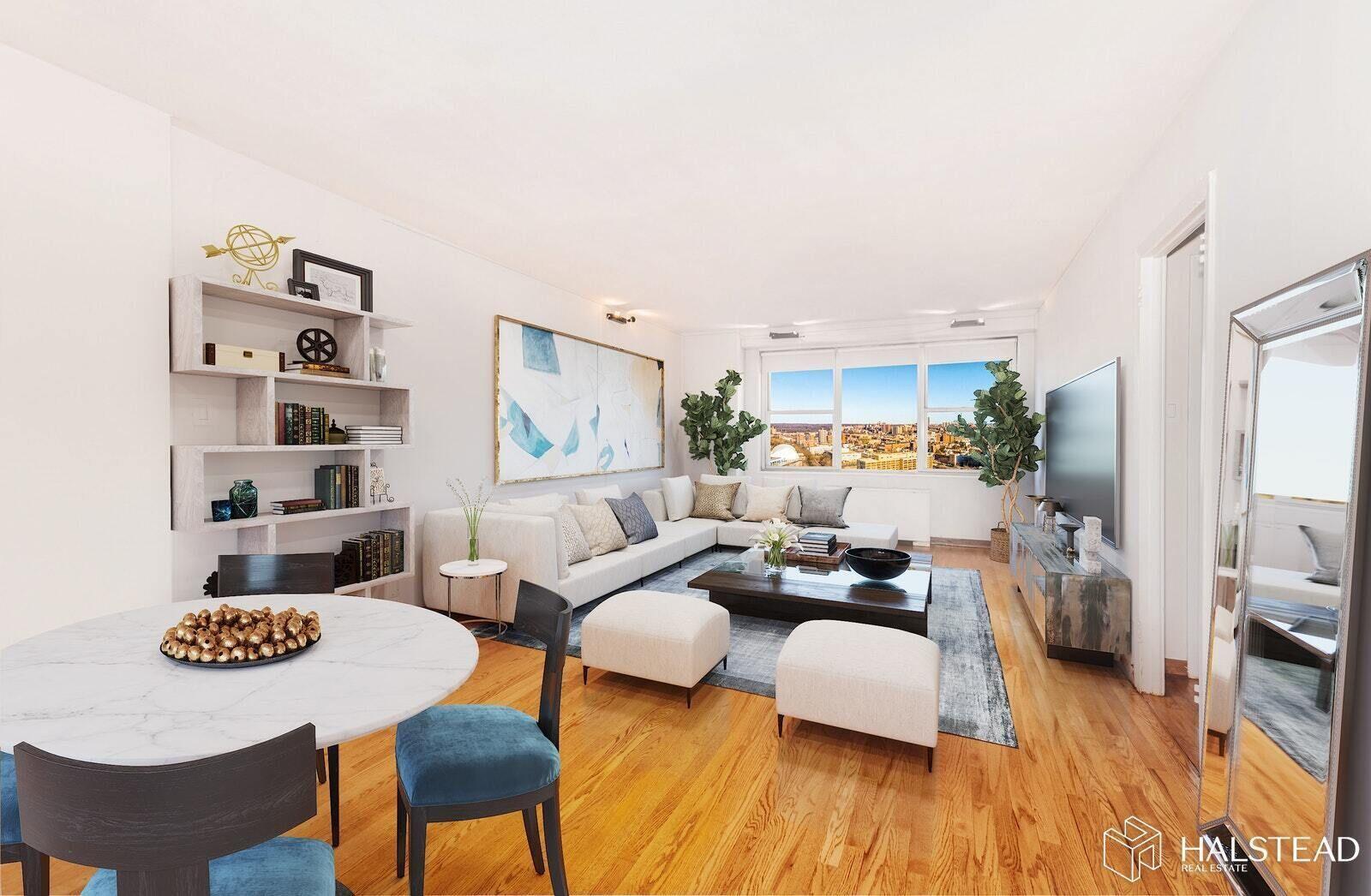 Apartment for sale at 2500 Johnson Avenue, Apt 21B