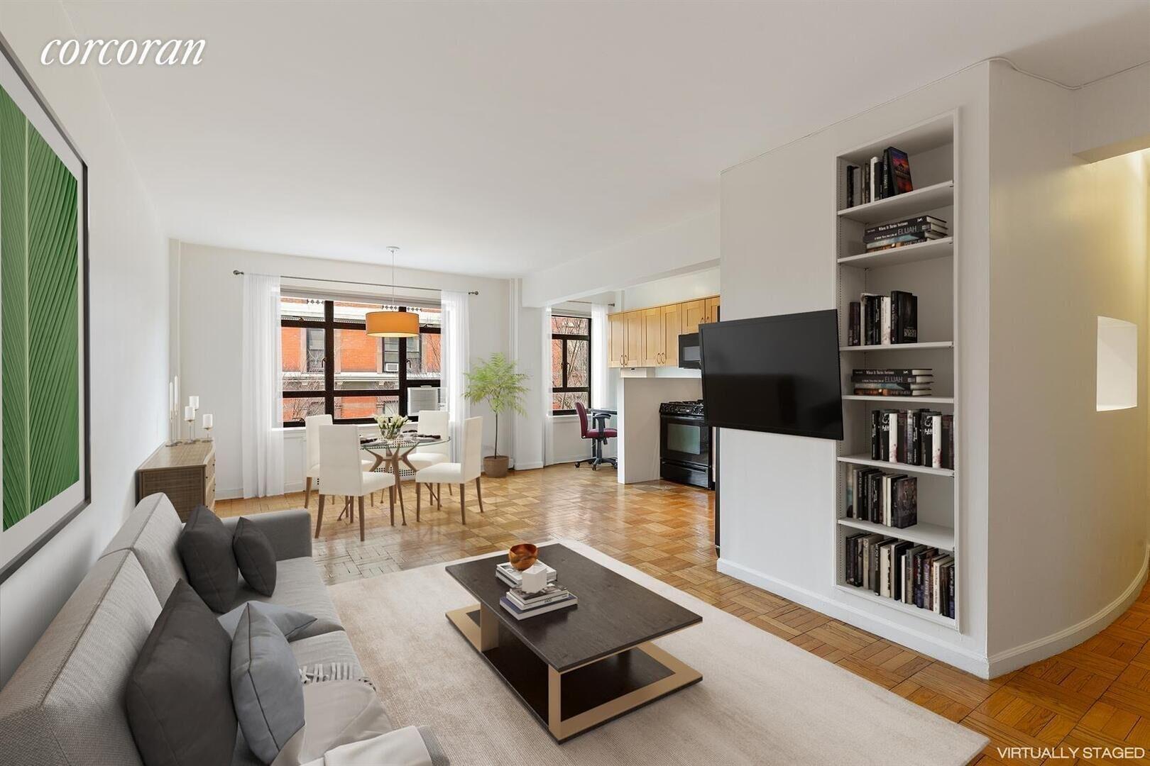 Apartment for sale at 100 Remsen Street, Apt 4J