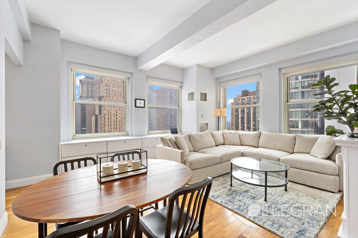 Apartment for sale at 88 Greenwich Street, Apt 1603