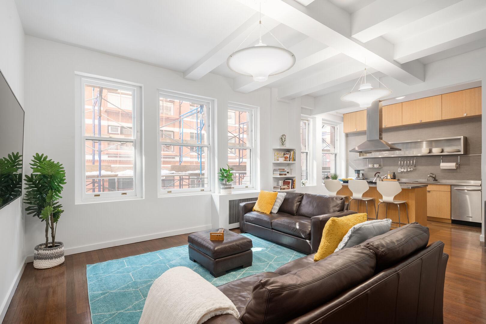 Apartment for sale at 100 Hudson Street, Apt 3-B