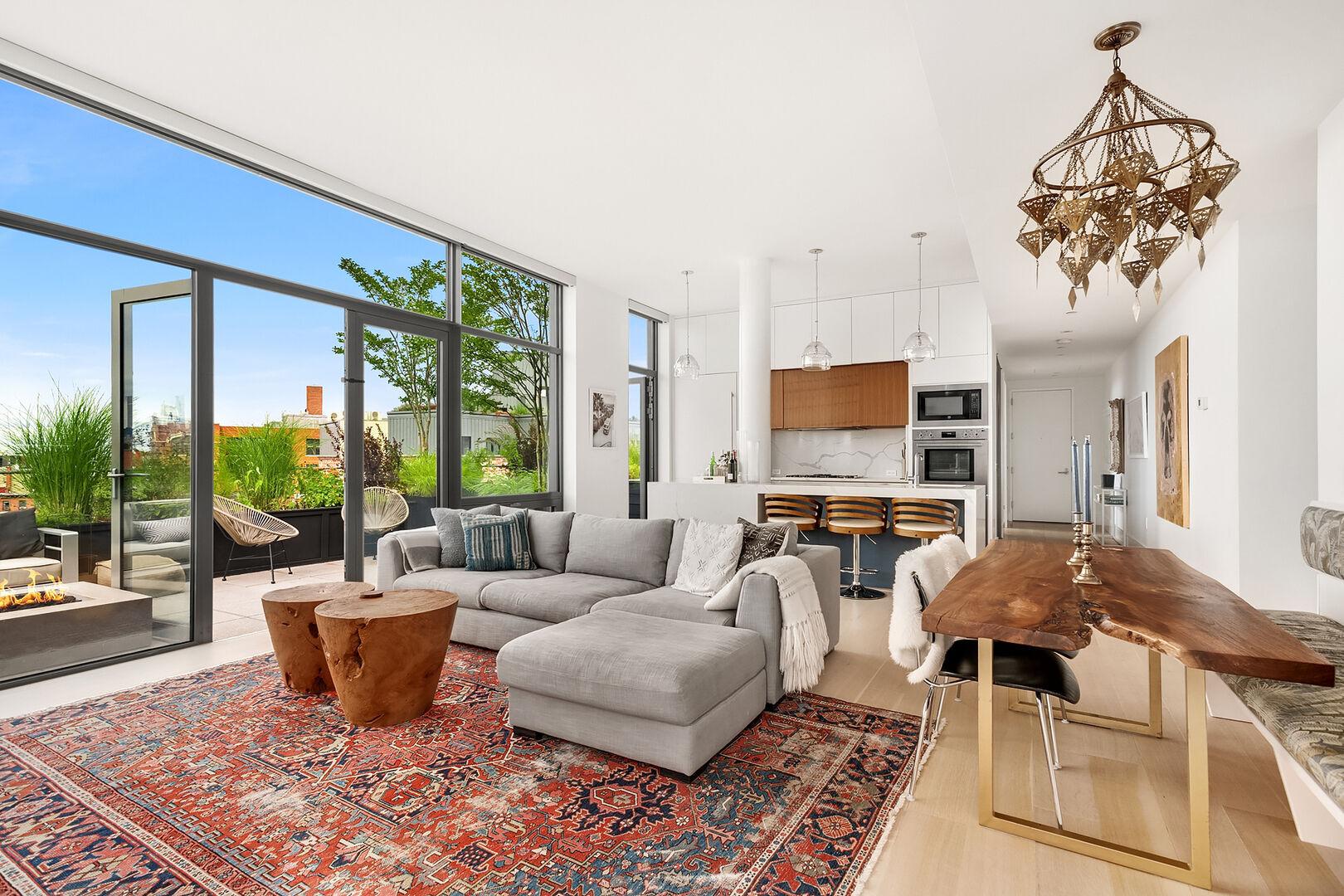 Apartment for sale at 280 Metropolitan Avenue, Apt PH-D