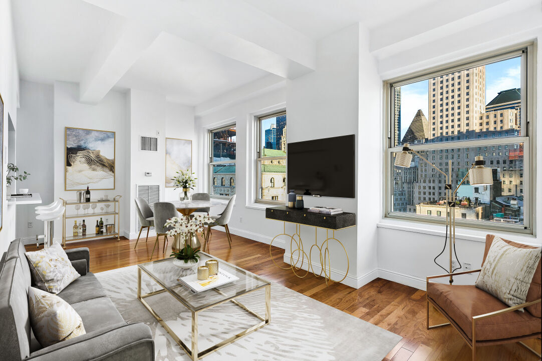 Apartment for sale at 88 Greenwich Street, Apt 3105