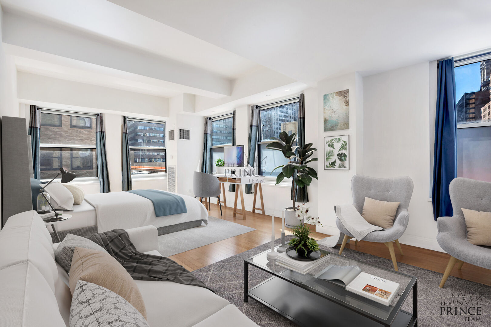 Apartment for sale at 88 Greenwich Street, Apt 826