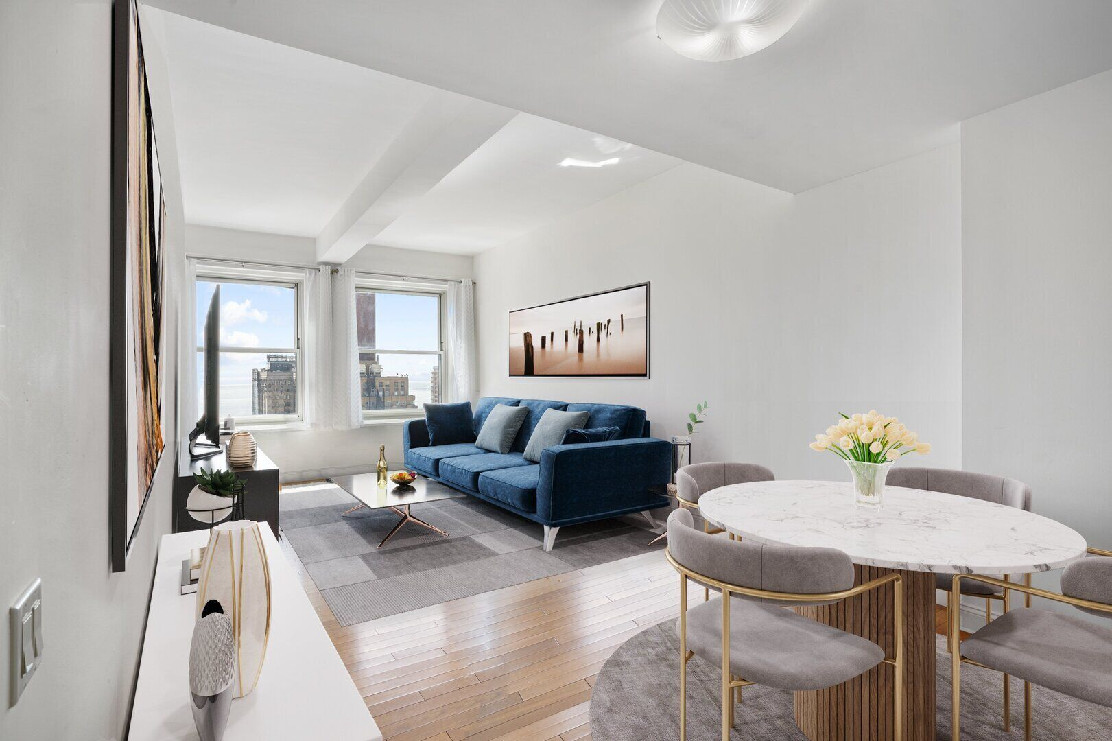 Apartment for sale at 88 Greenwich Street, Apt 3304