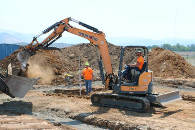 Excavation Work