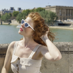 summer hair red Prose Paris shoot