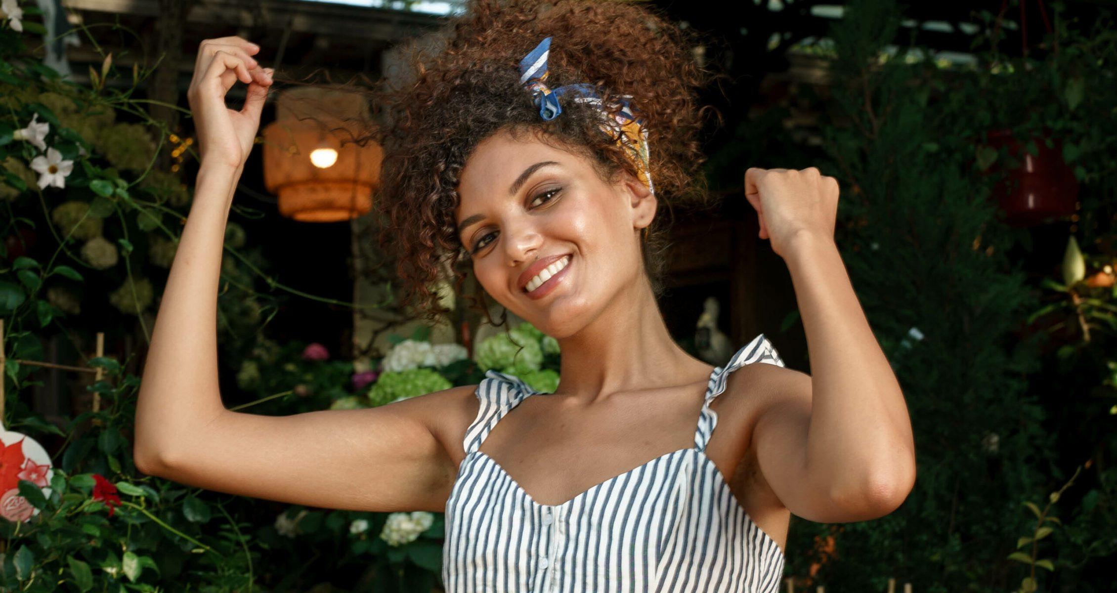 vacation time-saving hairstyles Prose Paris model