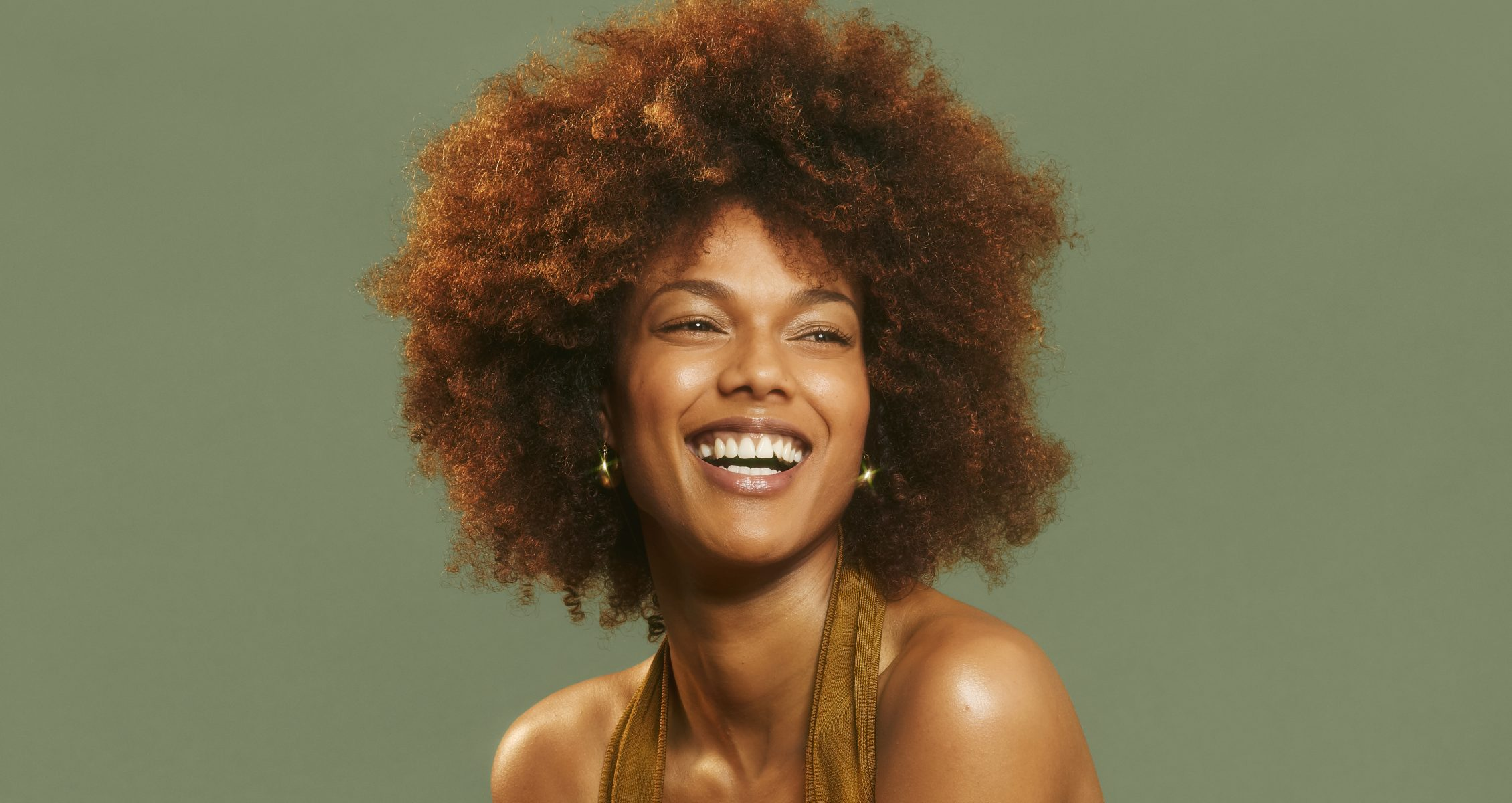 wash 'n go curly hair routine Prose model