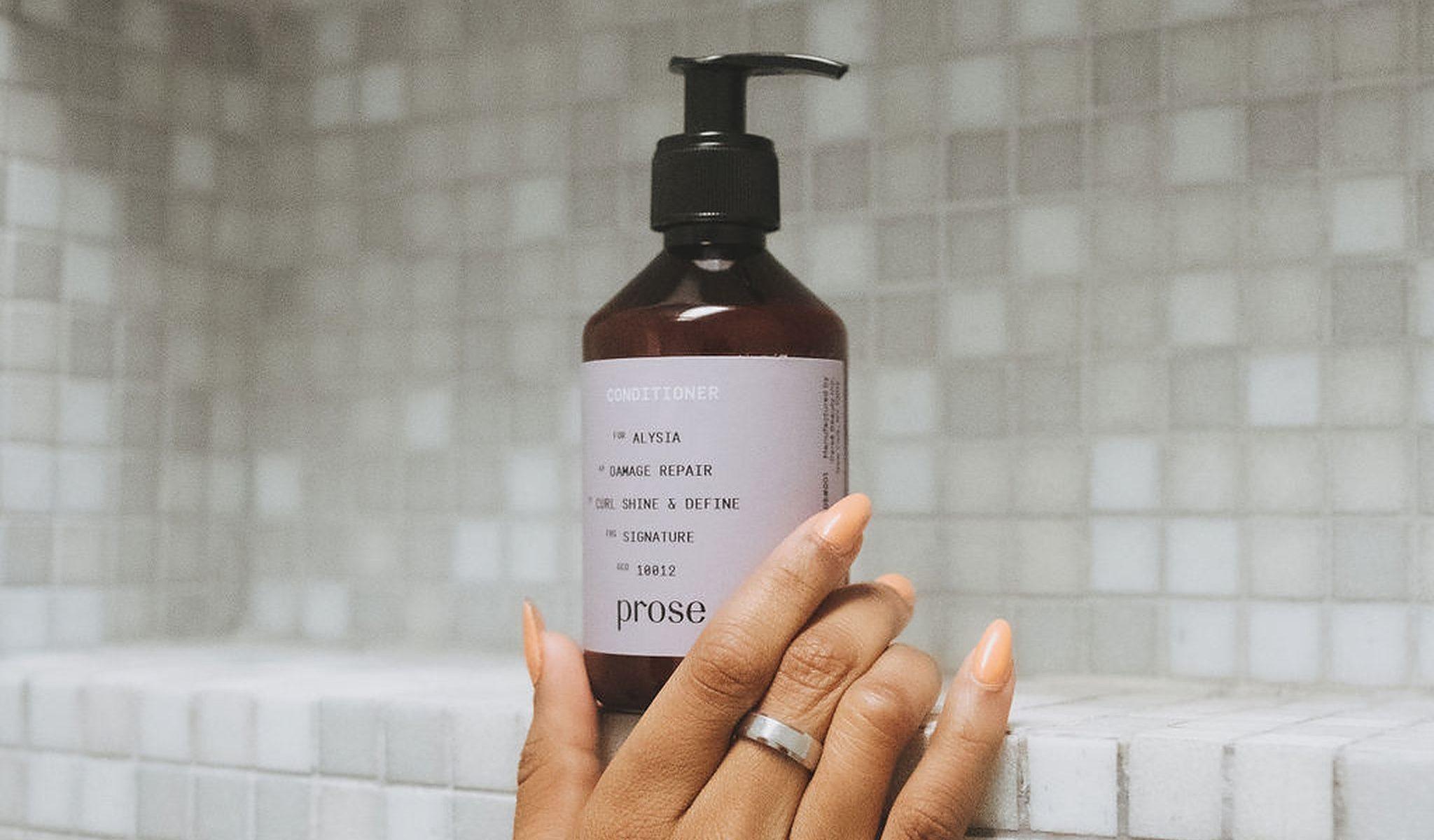 Prose hair care ingredients skincare