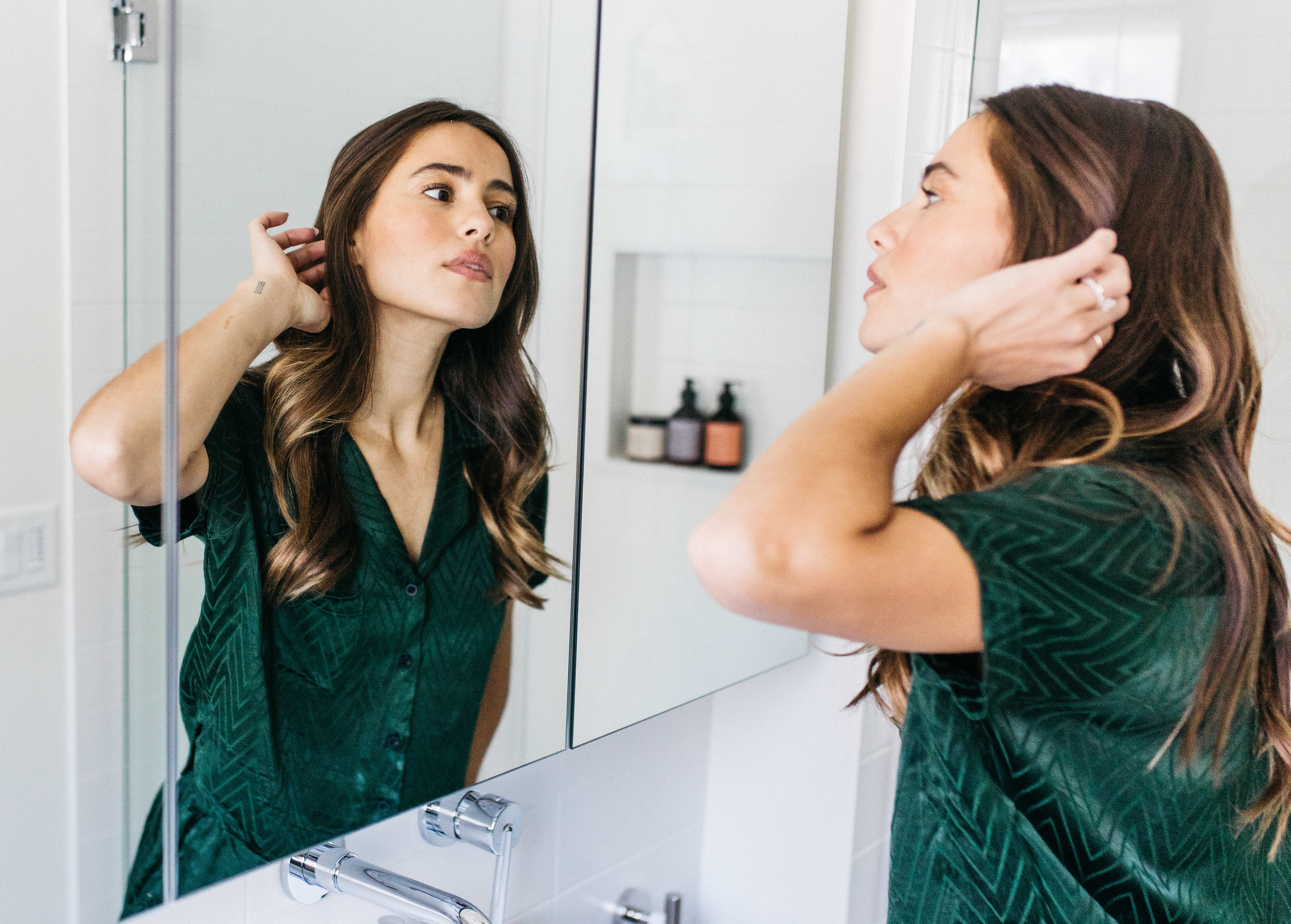 oily hair how to deal Prose hair care