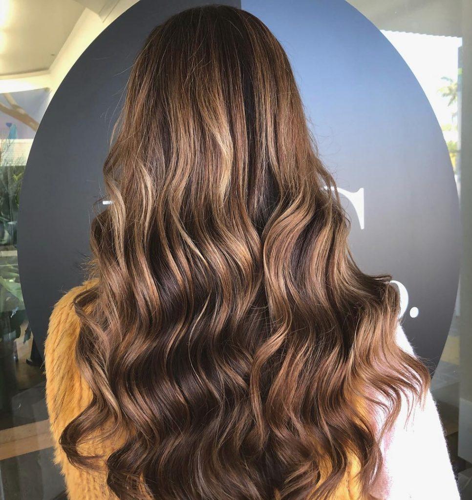 fall highlights Prose hair care