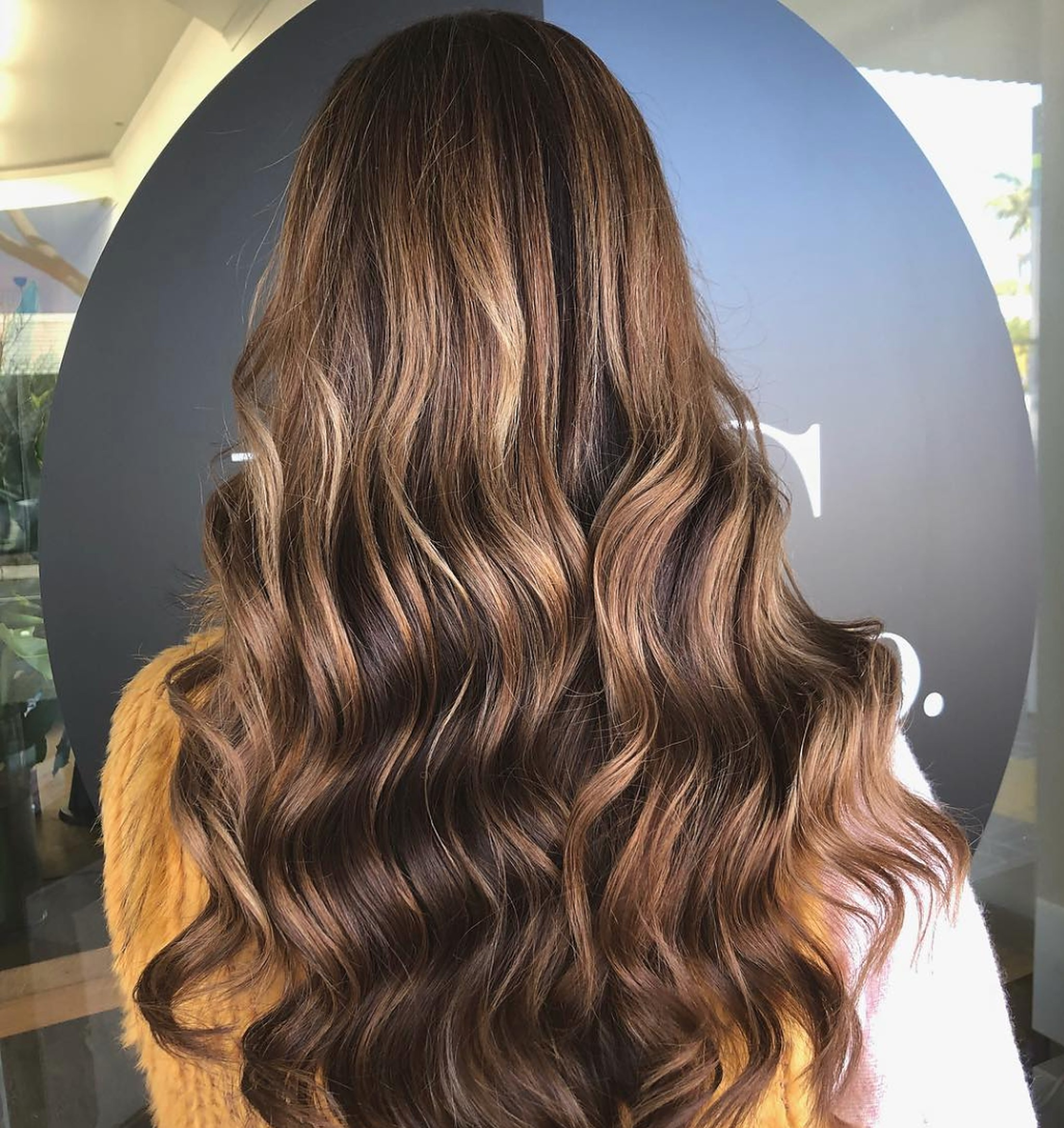 fall highlights Prose hair care