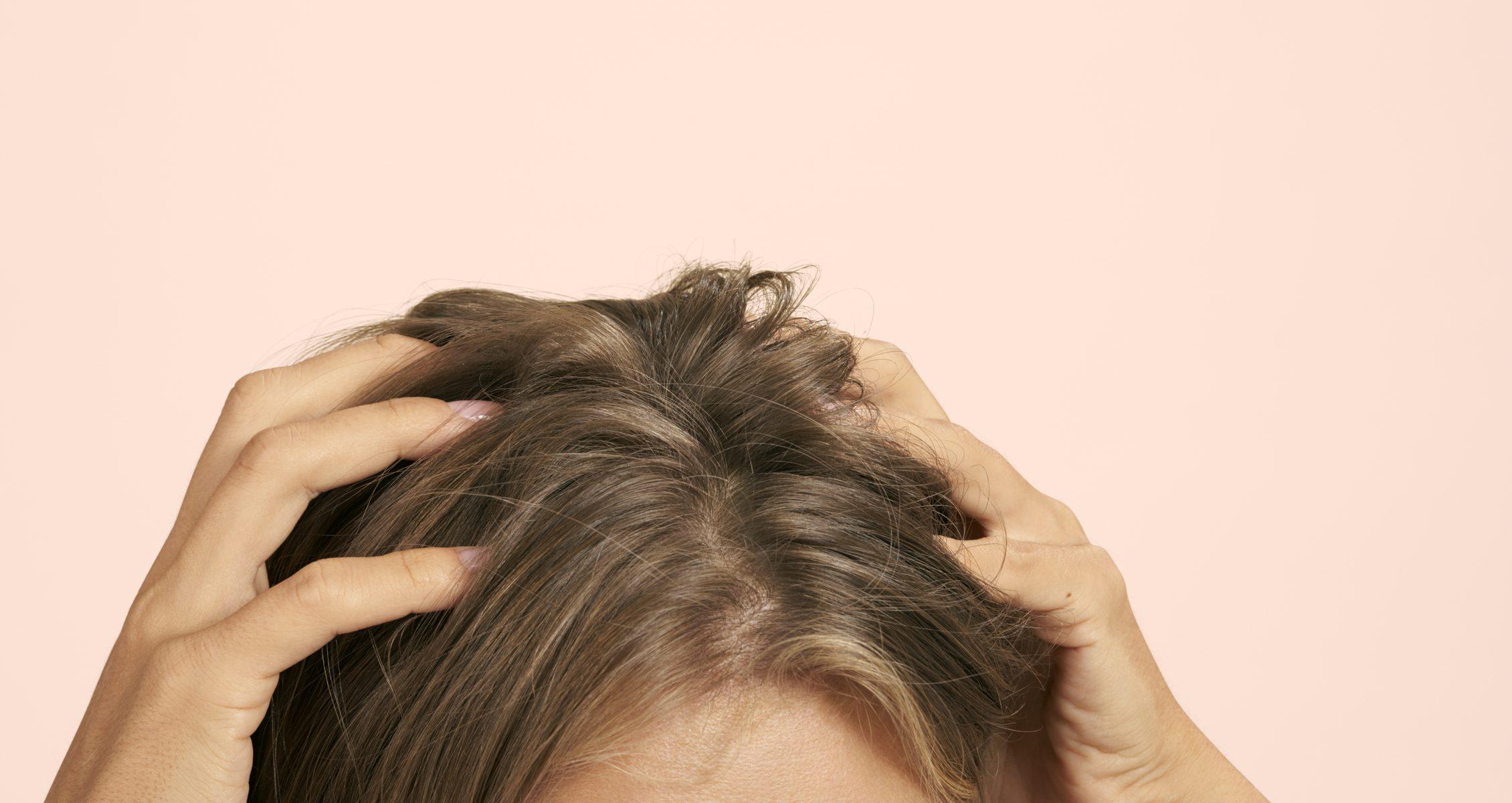 smelly scalp