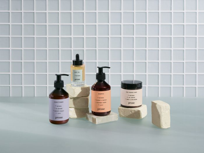 Prose hair care evolving formulas