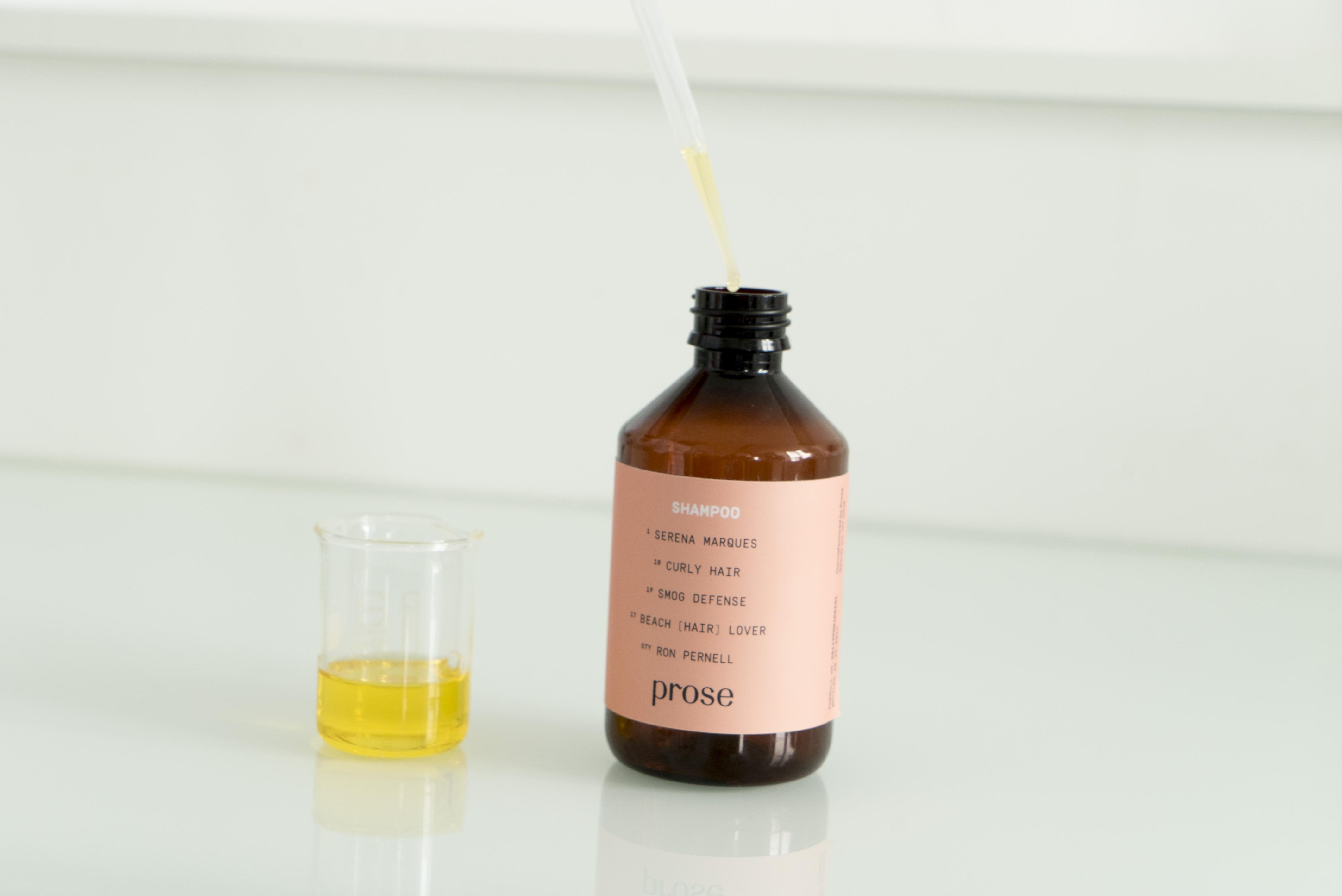 maracuja oil Prose hair care