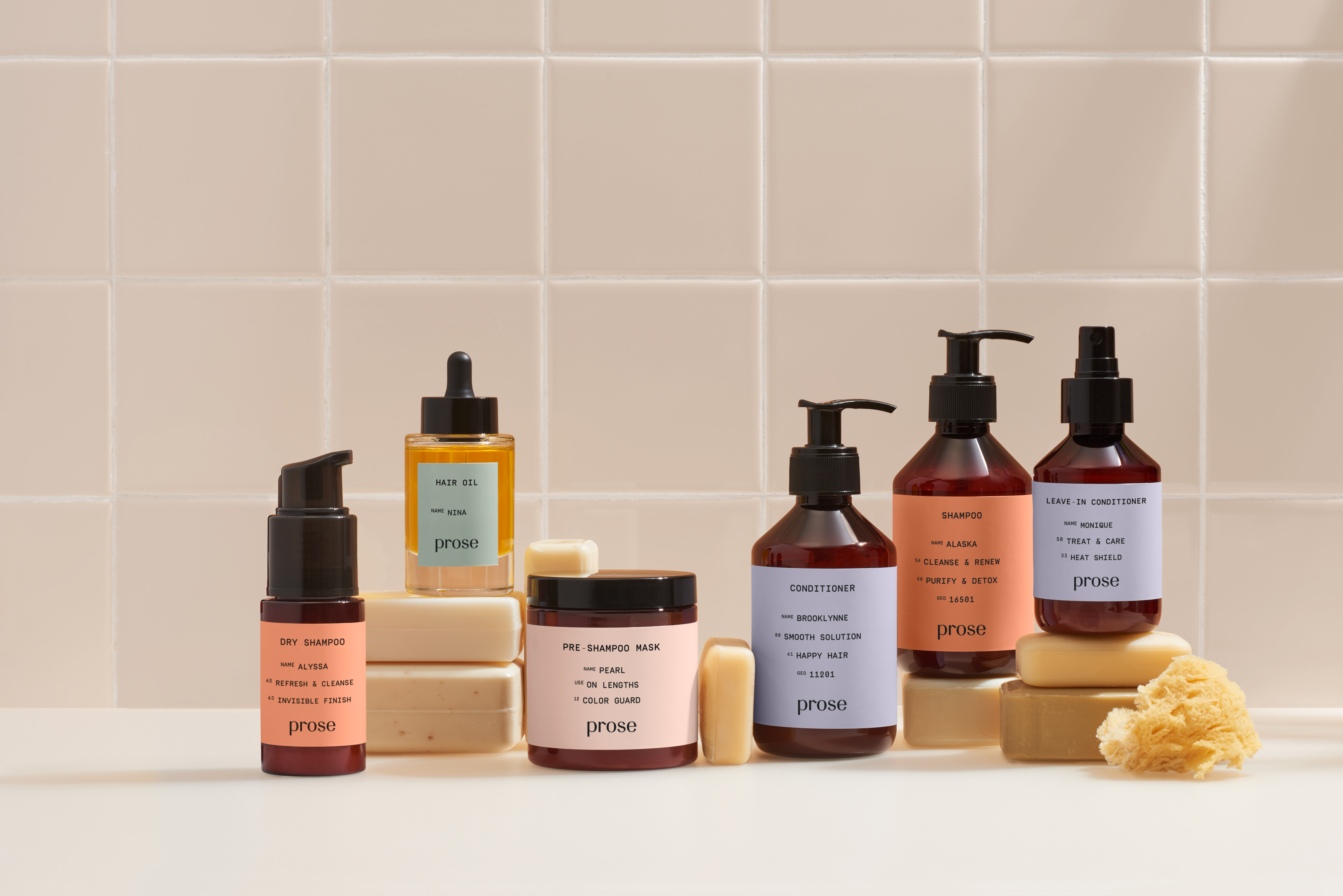 prose product collection