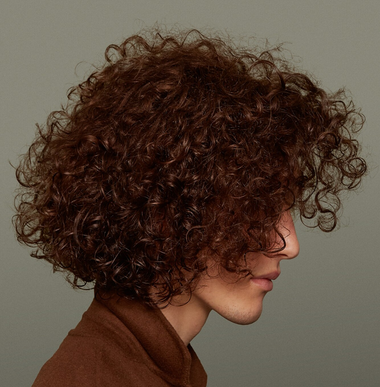 How To Care For And Style Men S Curly Hair At Length By Prose Hair